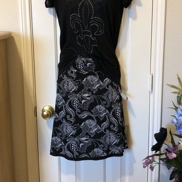 Tranquility Dresses & Skirts - Tranquility Reversible Skirt